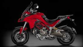 Multistrada 1200 S - Left Side Angle