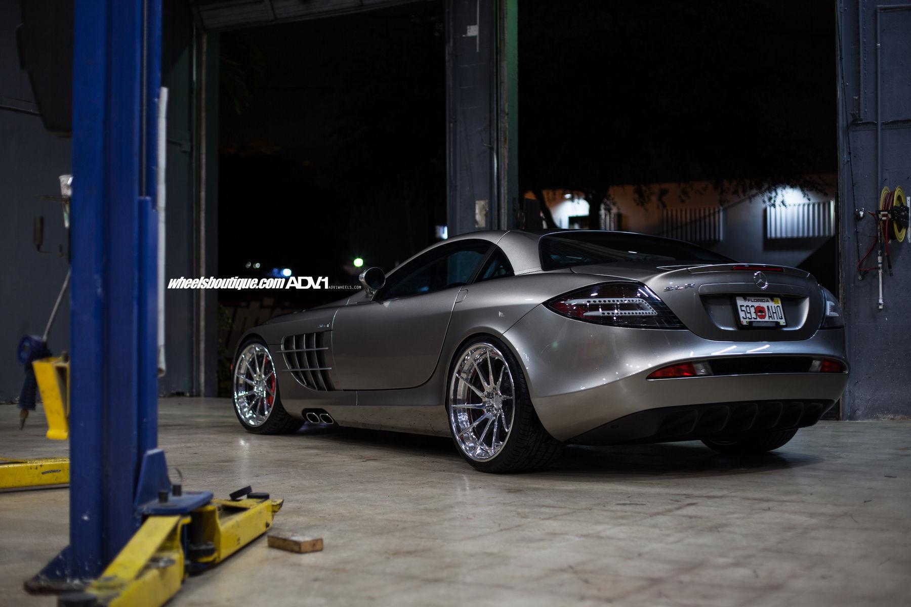 Mercedes-Benz SLR McLaren   Mercedes SLR McLaren