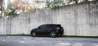 Range Rover Evoque  - Status Knight5