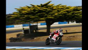 '14 WSBK Ducati - Philip Island Test