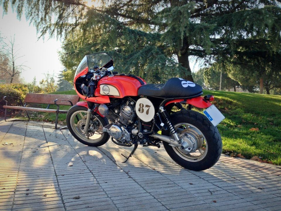 Yamaha  | Garbur Garage 87 Cafe Racer