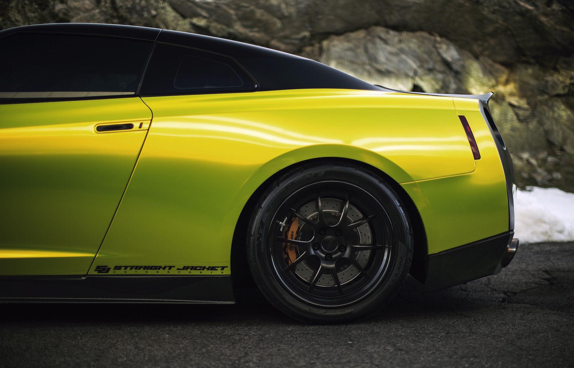 2009 Nissan GT-R | Greg's Alpha12-Powered