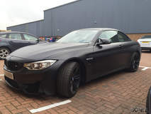 BMW M4 protected with XPEL STEALTH