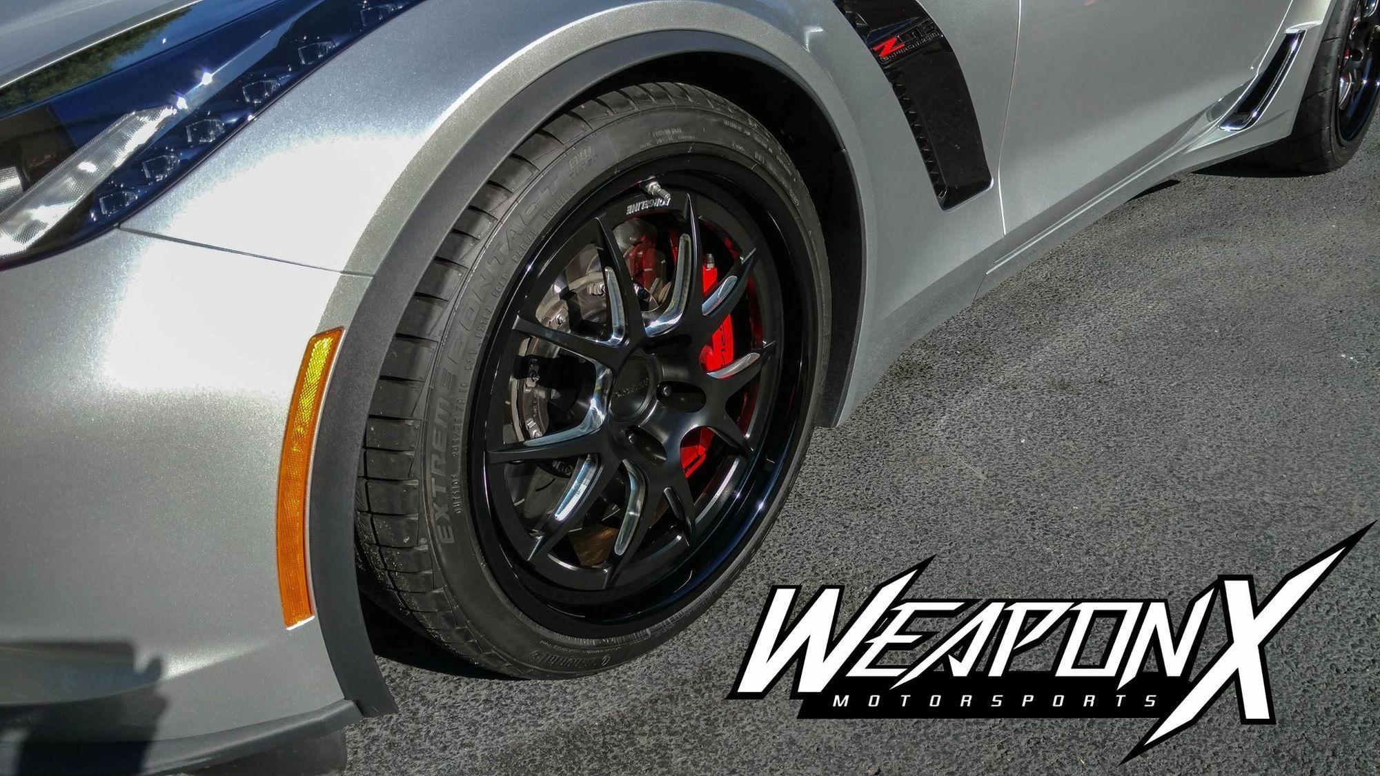 2015 Chevrolet Corvette Z06 | David C's C7 Corvette Z06 on Forgeline GA3 Wheels