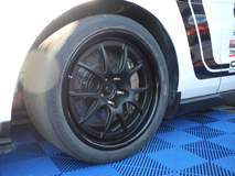 Ford Racing School Mustang Boss 302 on Forgeline GA3R Wheels