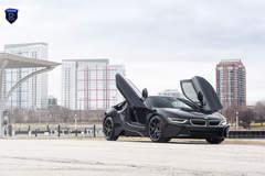 BMW i8 - Open Doors