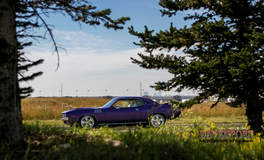 Davenport Motorsports 1971 Plymouth Barracuda on Forgeline CR3 Wheels