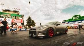 T1 GT-R on Forgeline GS1R Wheels