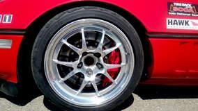 Kenny Mitchell's '89 Corvette on Forgeline GA3R Wheels