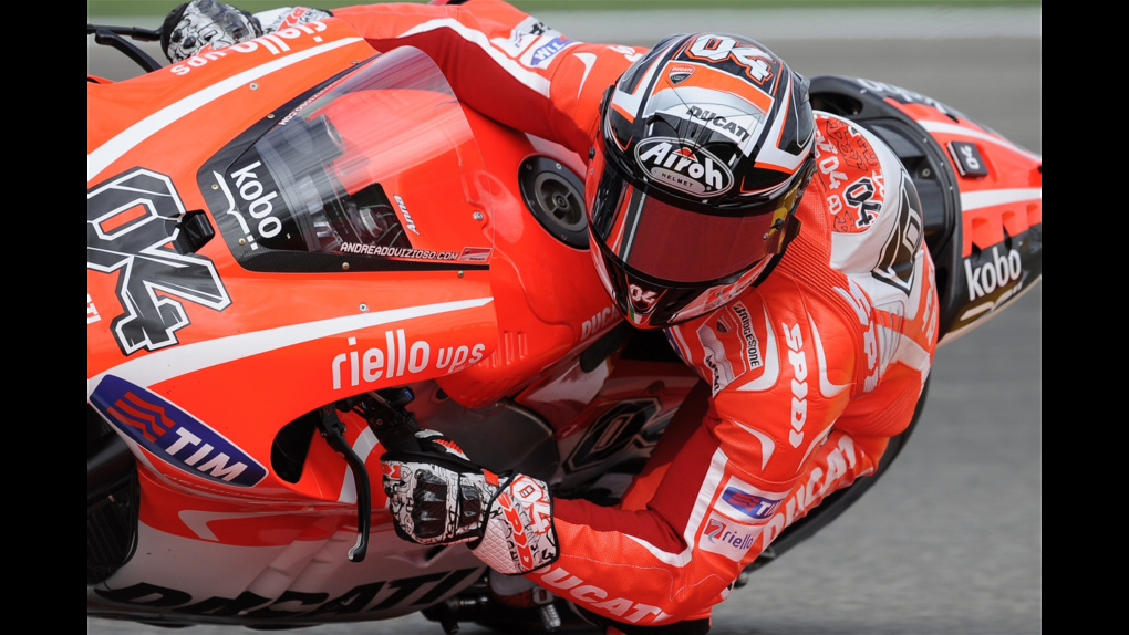 2013 Ducati    2013 MotoGP - Aragon - Dovi