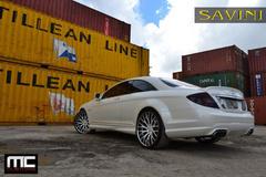 '13 Mercedes CL63