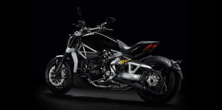 XDiavel - Side View