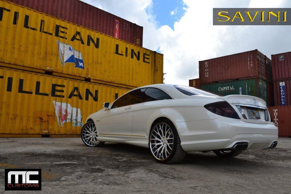 2013 Mercedes-Benz CL-Class | '13 Mercedes CL63