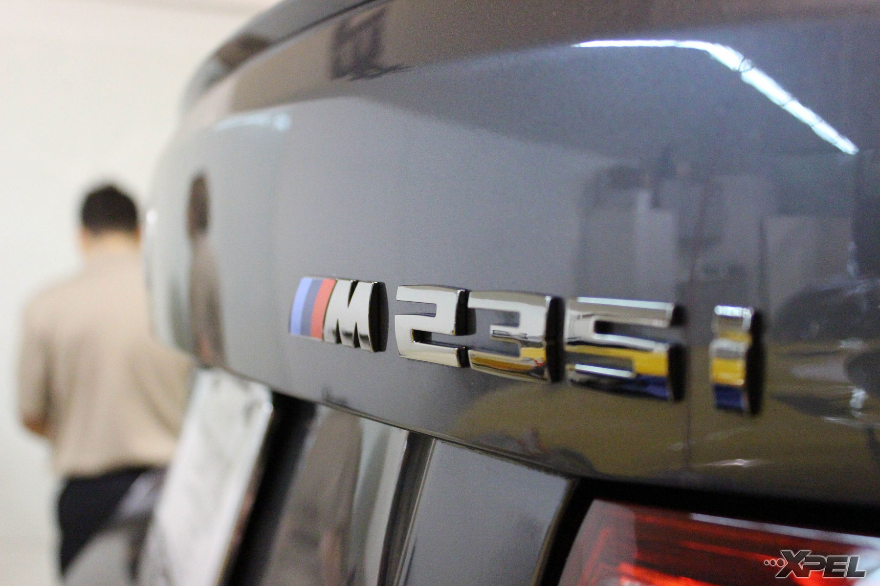 BMW M235i | M235i XPEL ULTIMATE clear bra installation