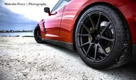 Tanner's GT-R on Forgeline GA1R Open Lug Cap Edition Wheels