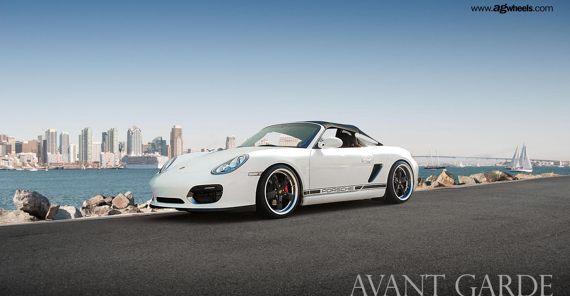 Porsche Boxster | Porsche 987 Boxster Spyder