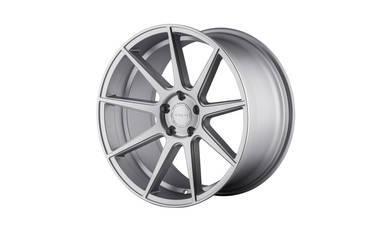 Velgen Wheels VMB9 Matte Silver