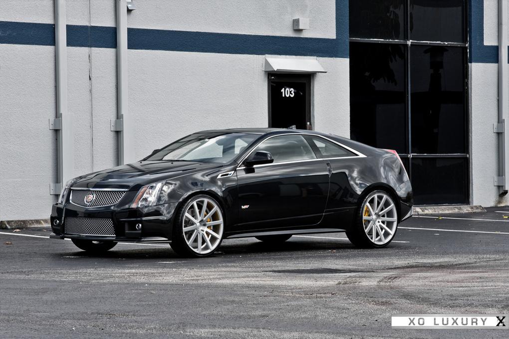 2012 Cadillac CTS | '12 Cadillac CTS on XO Tokyo's