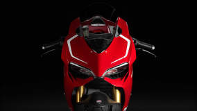 Ducati 1199 Panigale R - Headlights