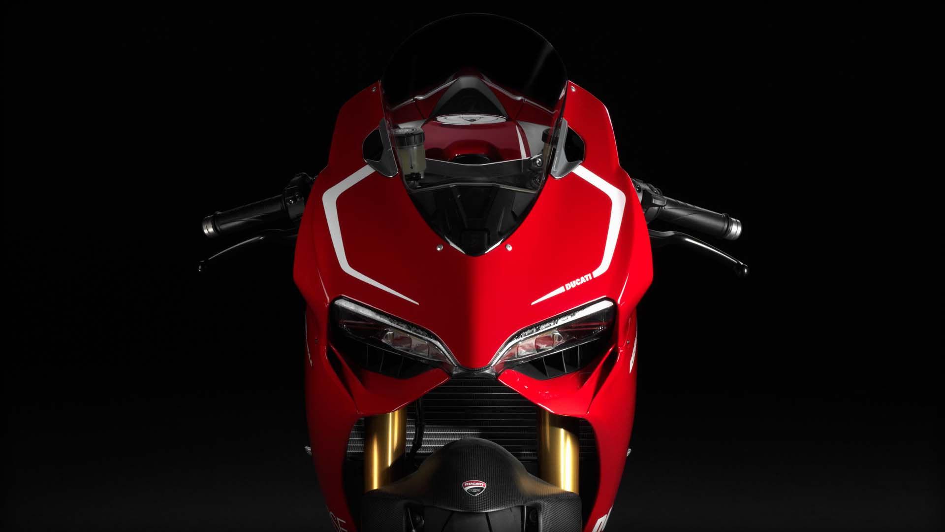 2014 Ducati  | Ducati 1199 Panigale R - Headlights