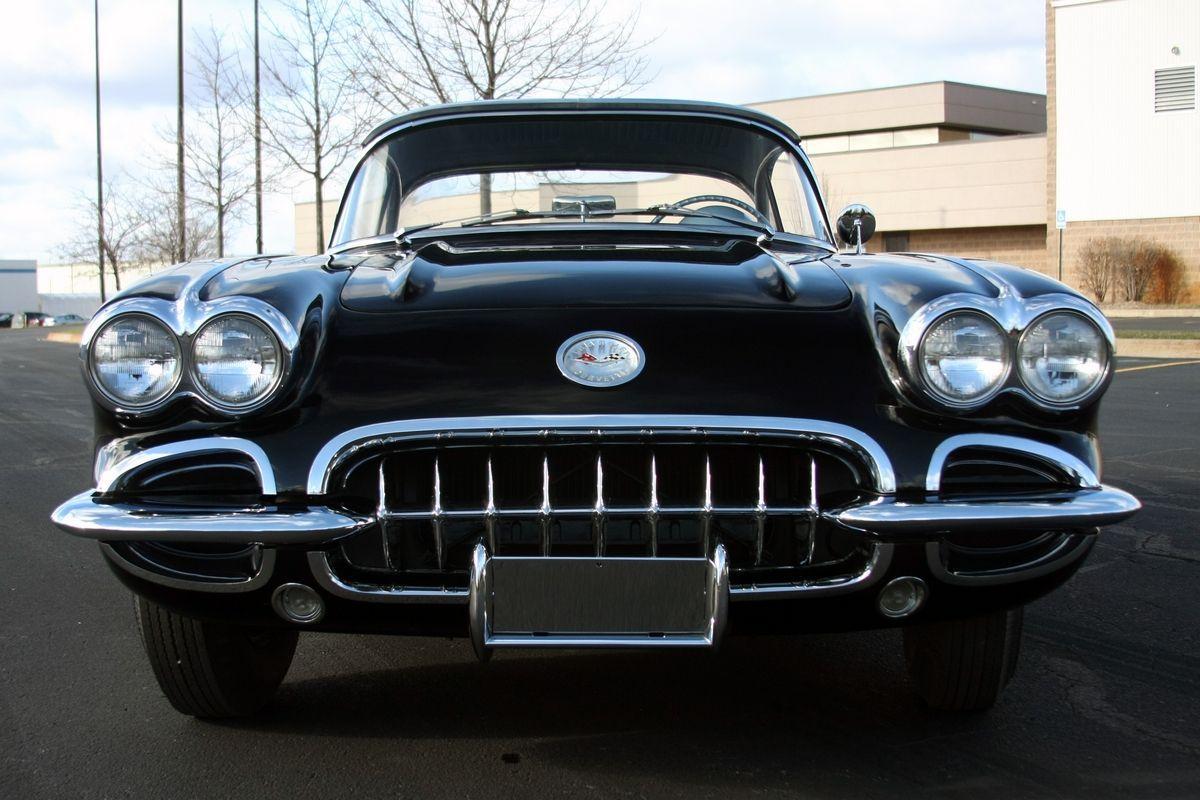 1960 Chevrolet Corvette | 1960 Corvette Coupe