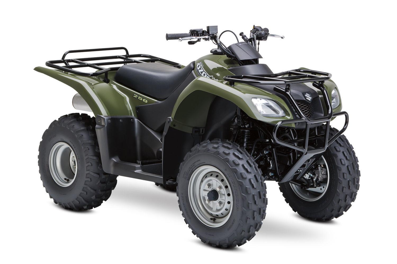 2007 Suzuki  | Suzuki LTF250
