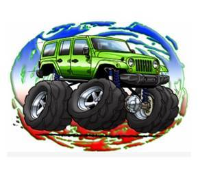 Jeep designs