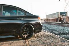 BMW 330i - Train