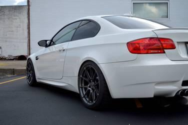 2011 BMW M2 | Derek Roberts' E92 BMW M3 on Forgeline One Piece Forged Monoblock GA1R Wheels