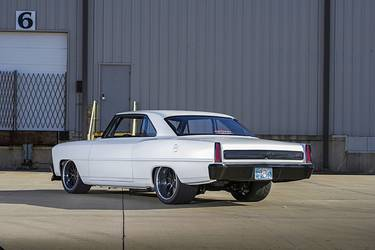 1966 Chevrolet Nova | Gerald Goad's 1400HP 1966 Chevy Nova on Forgeline RB3C Wheels
