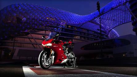 2014 Ducati 1199 PANIGALE S | Ducati 1199 Panigale S - Spotlight