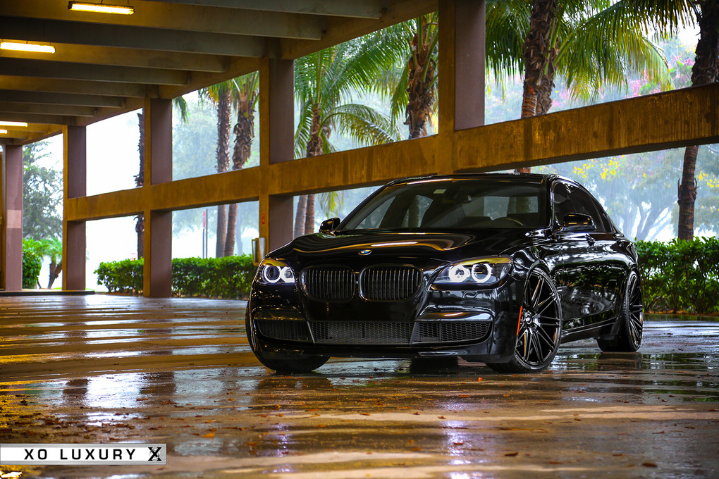 2013 BMW 7 Series | '13 BMW 750Li on XO Milan's