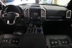 2015 Galpin Auto Sports (GAS) Ford F-150 Dash