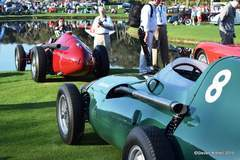 Single Seater Racers Ex- Stirling Moss
