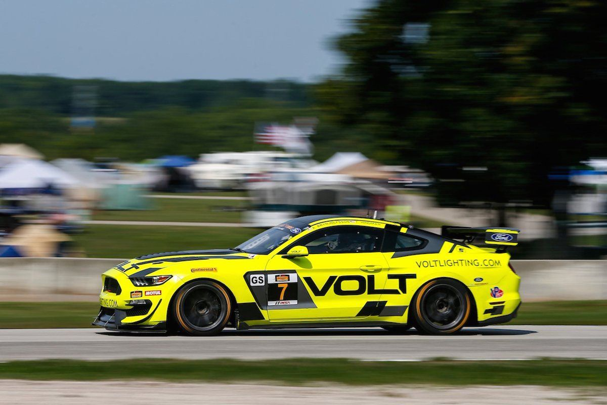 2019 Ford Mustang | Speed Syndicate Ford Mustang GT4 Wins at Road America