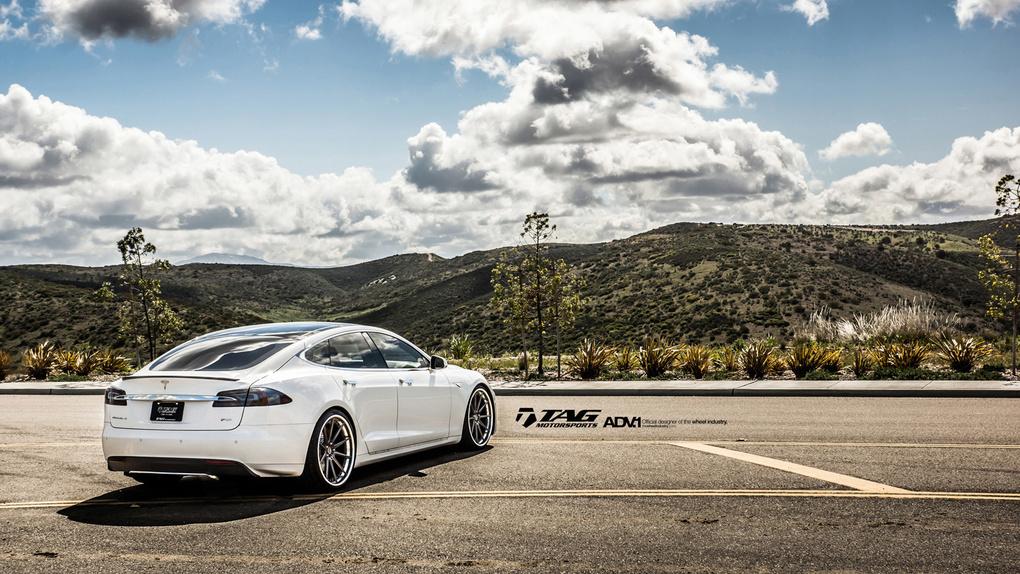 2014 Tesla Model S | '14 Tesla Model S on ADV.1's