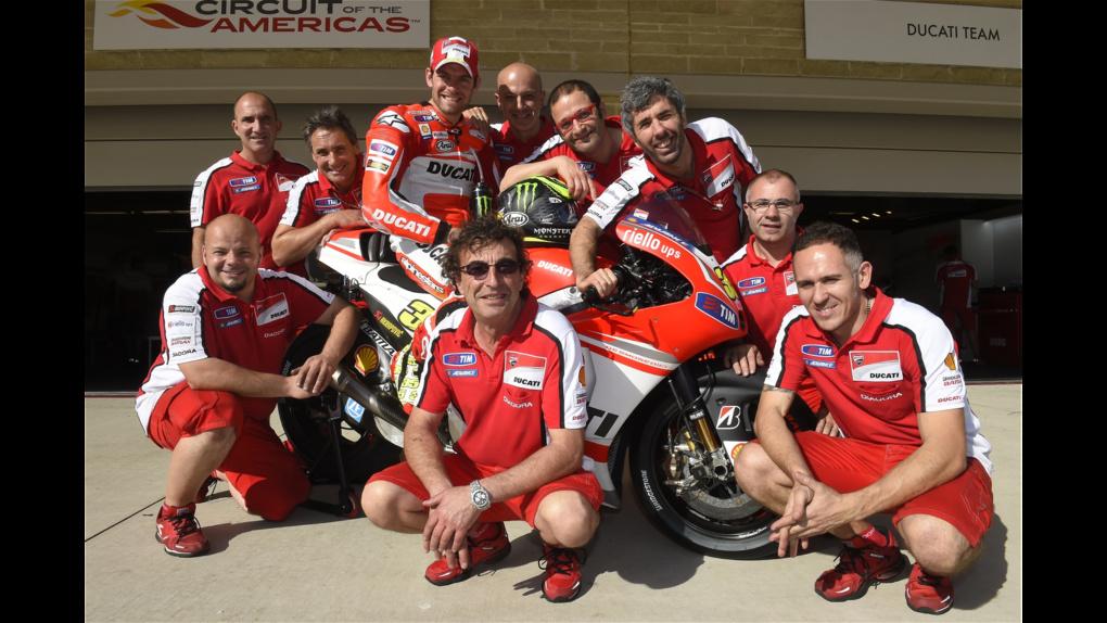 2014 Ducati    '14 MotoGP Round 02 - Austin