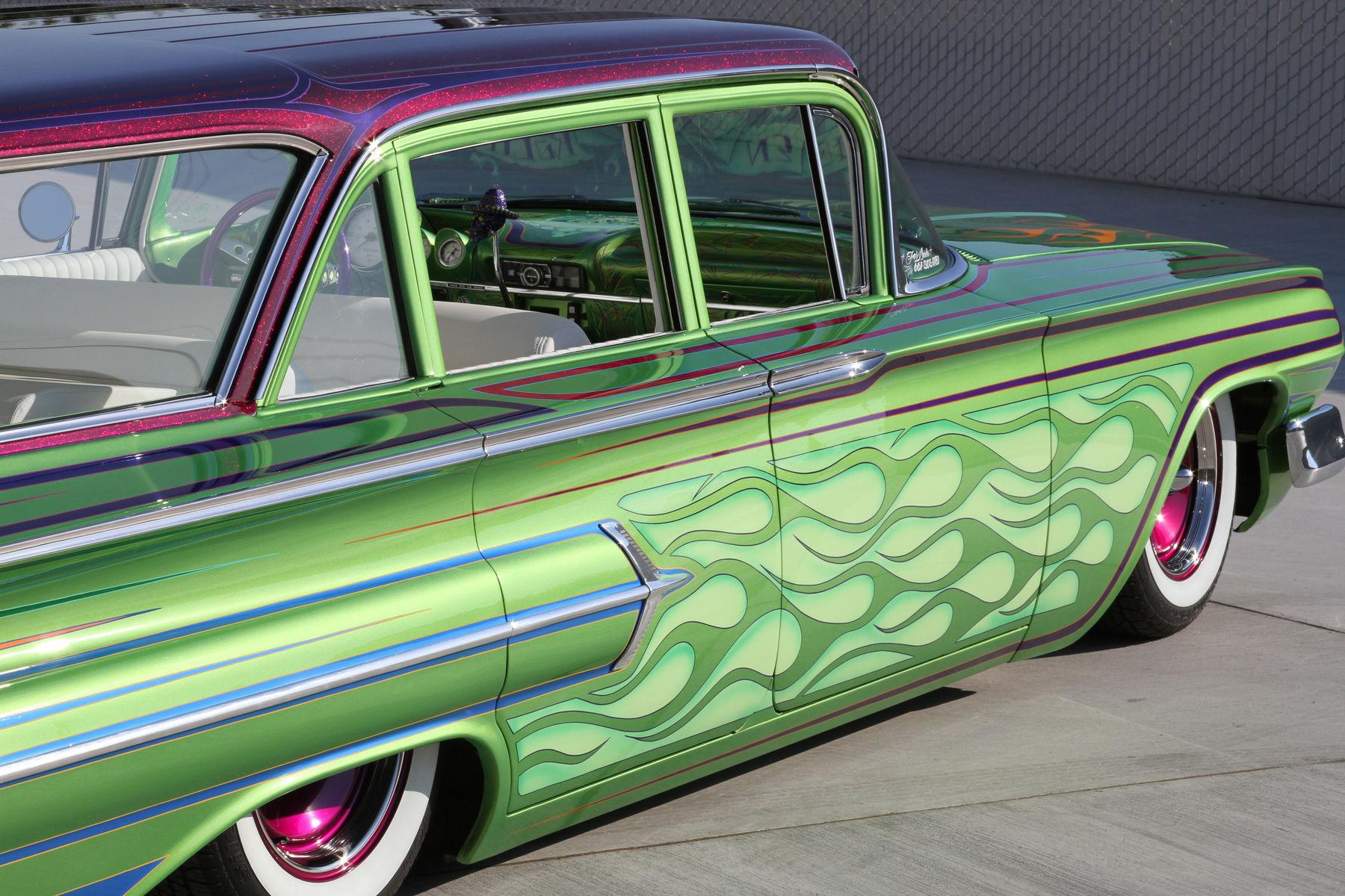 1958 Chevrolet  | Rob's '58 Nomad Wagon