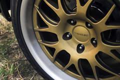 Derek Brown's Pro-Touring Ford F100 on Forgeline GX3P Wheels