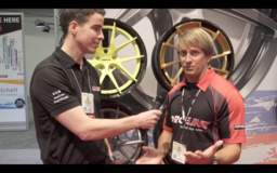 Video: Forgeline Makes an Impact, at the 2016 SEMA Show!