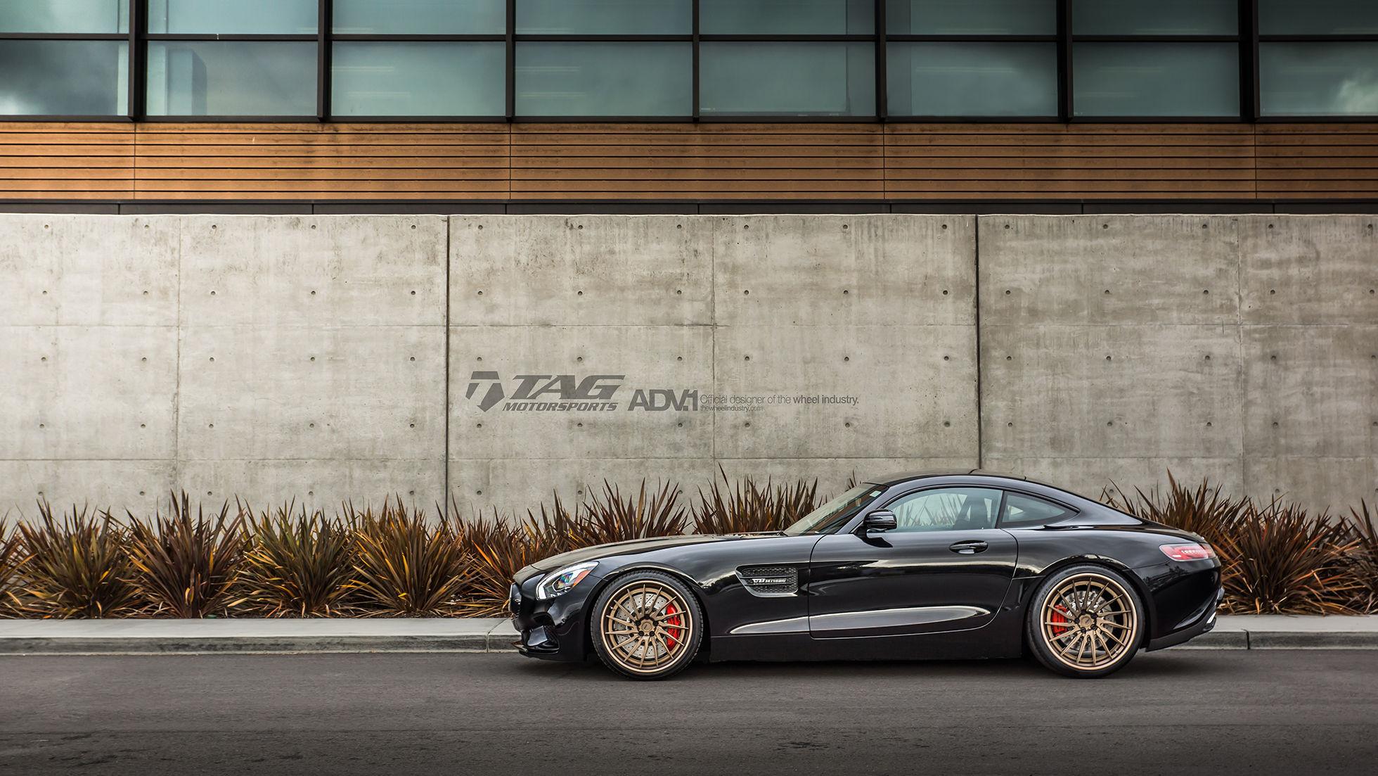 2016 Mercedes-Benz  | ADV.1 Mercedes AMG GT-S