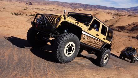 2007 Jeep Wrangler | Jeeping Moab