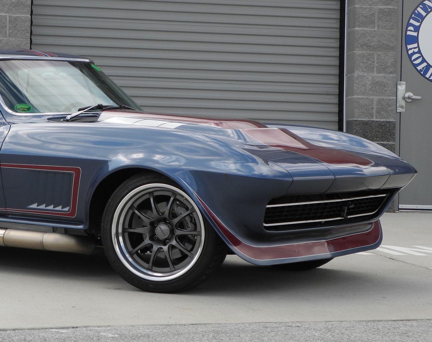1966 Chevrolet Corvette | C2 Corvette on Forgeline GZ3R Wheels