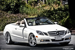 2013 Mercedes-Benz E-Class Convertible on Concept One RS55's