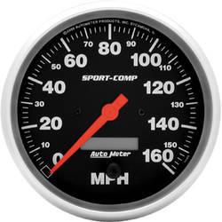 Auto Meter Sport-Comp Electric Speedometer