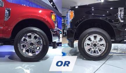 2016 Ford F-250 | Who Wore it Better?