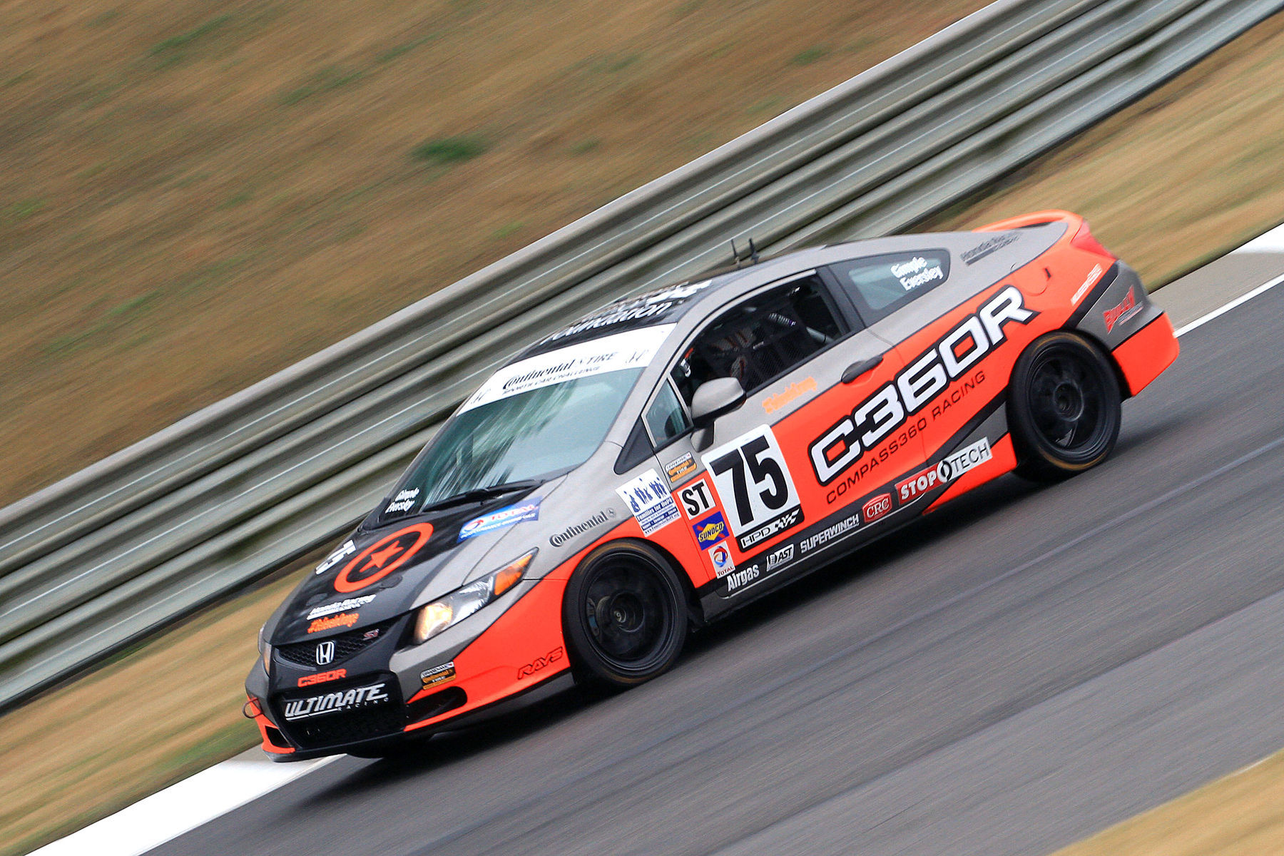   More laps for the history books at Barber Motorsports Park all racing on Continental Tires
