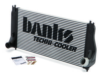 Techni-Cooler® intercooler, Chevy 6.6L Duramax