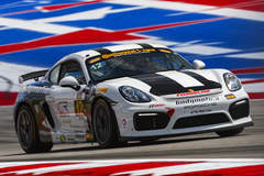 Forgeline Teams on the IMSA CTSC Podium at Circuit of the Americas