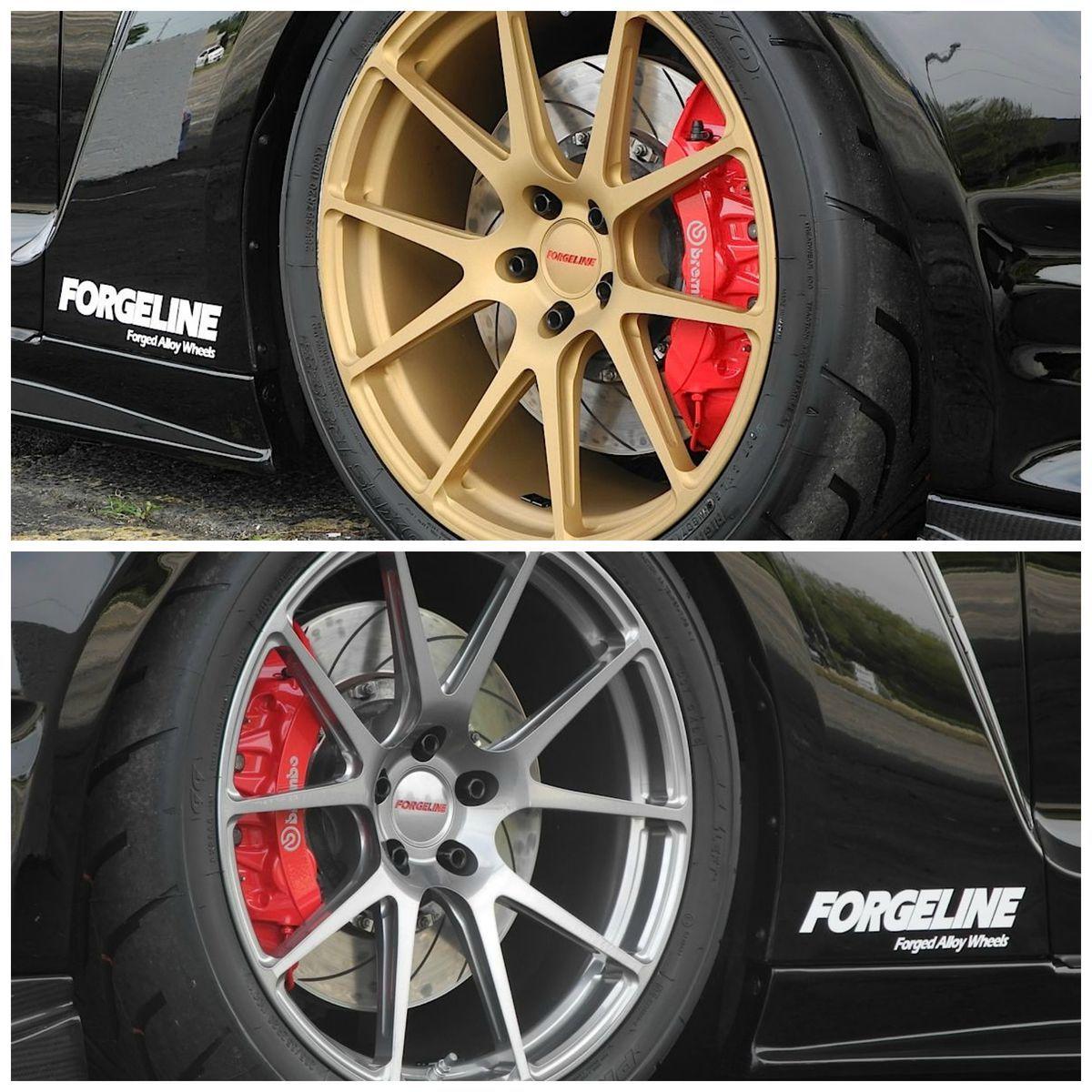 2012 Nissan GT-R | Forgeline One PIece Forged Monoblock GA1R Deep Cap Wheels on Doug Washburn's Nissan GT-R